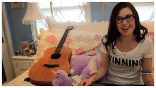 The Lazy Song - Bruno Mars (Cover by Caitlin Hart)