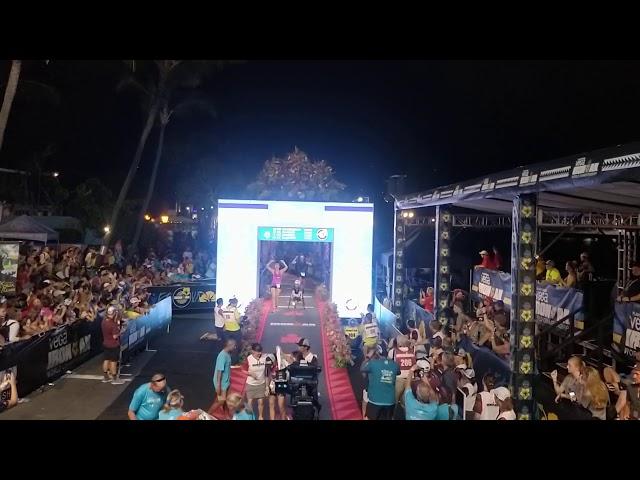 Kim Plovier vice-wereldkampioen bij paratriatleten in Hawaii