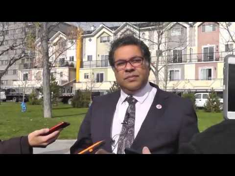 Mayor Nenshi on the passing of Jim Prentice