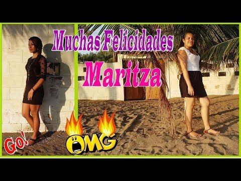 MARITZA MARTINEZ LE DESEAMOS LO MEJOR DEL MUNDO / EL SALVADOR GO