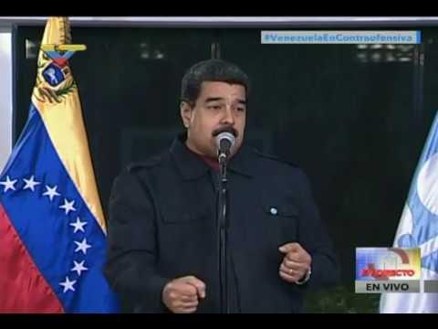 Nicolás Maduro sobre el presidente estadounidense Donald Trump: Hay que esperar