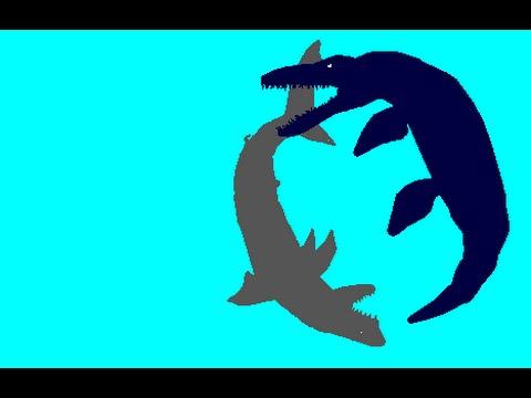 PFA - Megalodon vs Lio...