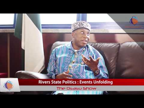 Wike is appointing cultists into Rivers Government - Amaechi