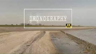 DJI Mavic Air - Paesens / Moddergat (Fryslân/Netherlands) 4K