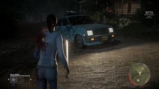 FRIDAY THE 13th: THE GAME - ME VOY EN COCHE!!!