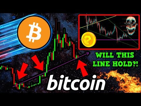 BITCOIN CRITICAL ZONE!! WHY This Might Be THE MOST Significant LEVEL To WATCH...