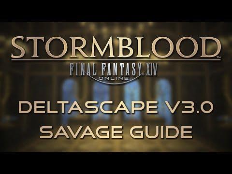Omega Raid Guide: Deltascape V3.0 (Savage)