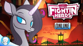 HOW is it SO SMOOTH?! - Worldwide Online Mootches【Them's Fightin' Herds】