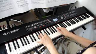 Metallica - The Call Of Ktulu - piano cover (2nd vers) [HD]