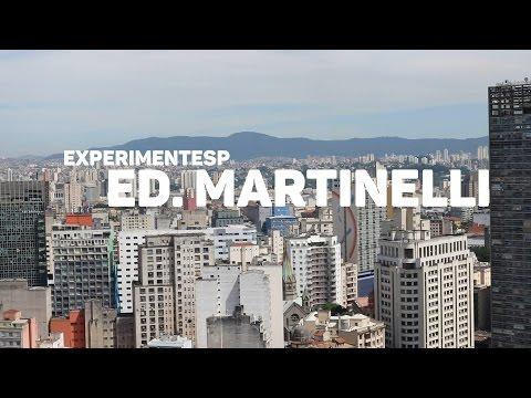 São Paulo do alto: EDIFÍCIO MARTINELLI