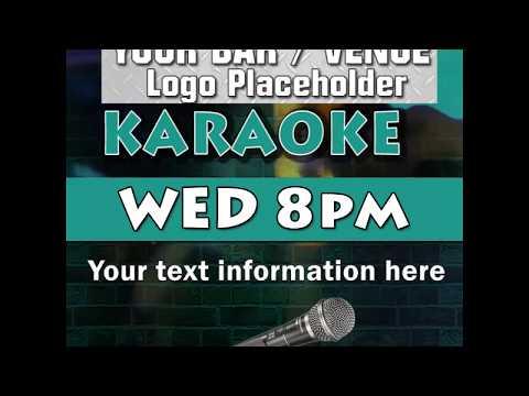 Karaoke Promotional Video