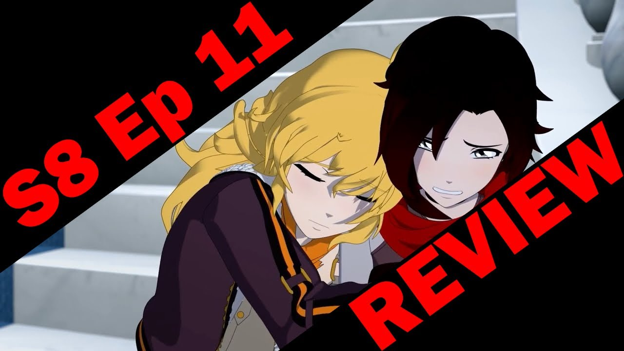 "Download What it Takes! - Rwby | Season 8 Episode 11 ""Risk"" REVIEW"
