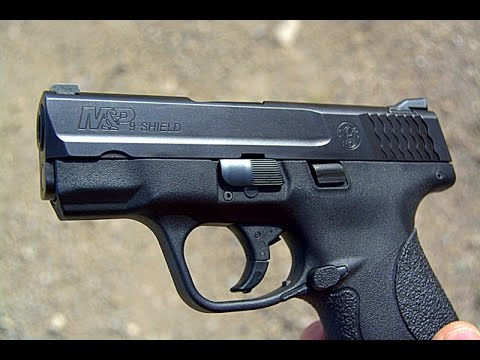 S&W M&P  Shield 9mm - Would I Really Bet My Life On This Pistol?
