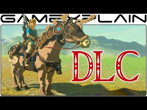 How to Find the Ancient Horse Gear in Zelda: Breath of the Wild DLC Pack 2 (Guide)