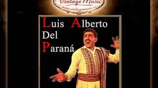 Luis Alberto Del Paraná - Oh Cangaceiro (VintageMusic.es)