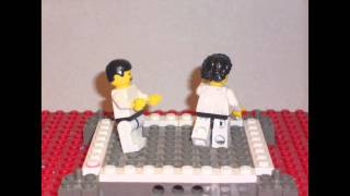Super Mamie en Lego