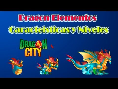 Dragon Elementos De Dragon City