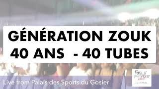 N'Jie - Génération Zouk au Palais des Sports du Gosier