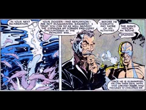 "Wolverine: Marvle Comics Presents # 02: "" - The Bad Guy"