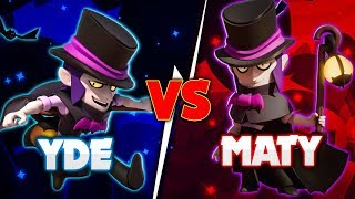 MATY Vs YDE With Mortis