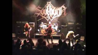 Soulburn - Feeding on Angels live Bremen 21-09-14