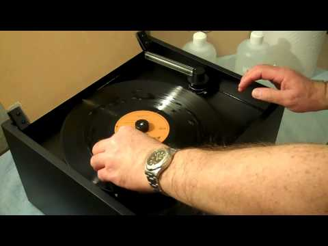 VPI 16.5 Record Cleaning Machine 2011