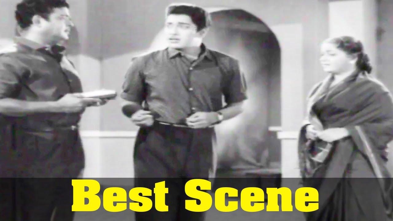Poojaikku Vandamalar Tamil Full Movie Gemini Ganesan: Poojaikku Vandamalar Movie : Gemini Ganesan, Gift Present