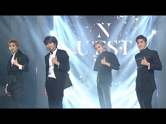 NU'EST W(뉴이스트 W) - HELP ME @인기가요 Inkigayo 20181209