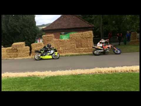 Aberdare Park Motorcycle Road Races Highlights 30th July 2017