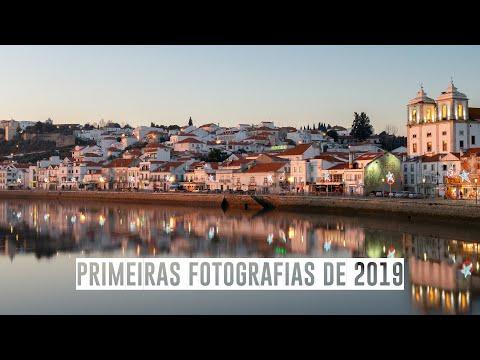 Primeiras Fotografias de 2019 || Cais Palafítico da Carrasqueira e Alcácer do Sal