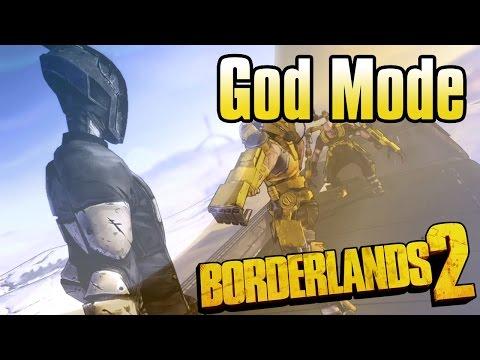 Borderlands 2 PC Mods - God Mode, Free Camera Mode and No Recoil
