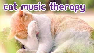 Cat Therapy Songs -12 Hours of Relaxing Music for Felines!