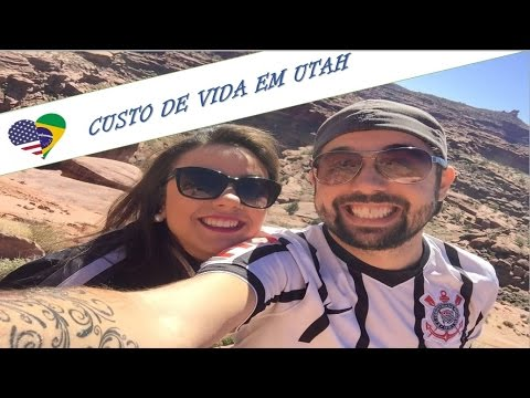 CUSTO DE VIDA EM UTAH - EUA #3