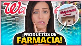 MAQUILLAJE DE FARMACIA: PONIENDOLO A PRUEBA DE FUEGO!