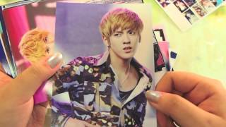 Unboxing of Exo Photo Prints from Shutterfly