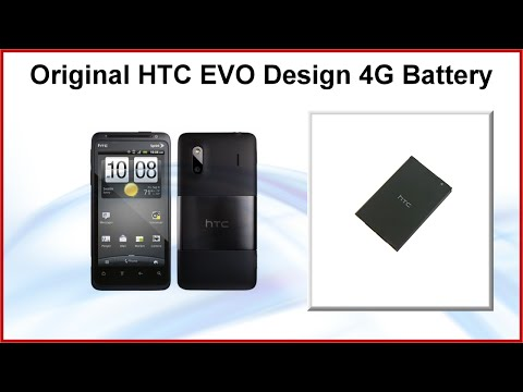 Original HTC EVO Design 4G Battery BH11100 BAS580 Best Buy - Get Price & Model