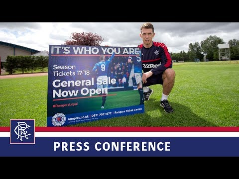 PRESS CONFERENCE | Ryan Jack | 15 Jun 2017