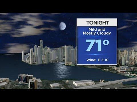 CBSMiami.com Weather @ Your Desk 11-18-18 4PM