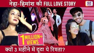 Neha Kakkar & Himansh Kohli की FULL Love Story, जानें क्यों हुआ BREAKUP? #NehakakarBreakup