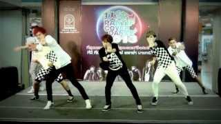"""The Empire"" cover ""G.R.8.U+Rock Ur Body"" (VIXX) @ ""Pantip Cover Dance 2013"""