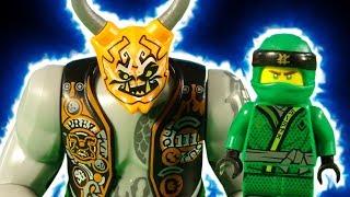 LEGO NINJAGO SONS OF GARMADON - LLOYD'S NINJA NIGHTCRAWLER 70641