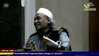 KAJIAN TAFSIR MUNIR SYEKH NAWAWI BANTEN Oleh KH NURMUHAMMAD AHMAD QS Al Baqarah ayat 40 & 41