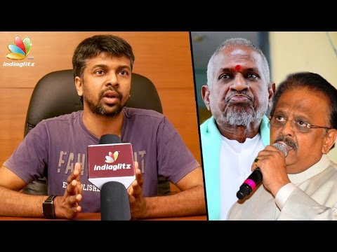 Madhan Karky's Interview on Ilayaraja's legal notice to SPB | Bharadwaj, Lakshman Sruthi