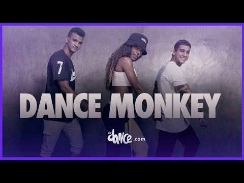 Dance Monkey - Tones And I  FitDance Life Coreografía