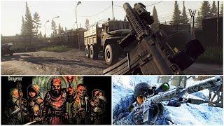 Изменения в Escape from Tarkov, Darkest Dungeon упростят   Игровые новости