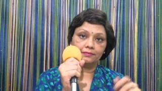 Sunita Maheshwari singing......AAO HUZUR TUMKO SITARON ME...
