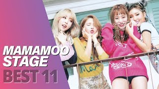 [BEST STAGE] Believe and Listen to MAMAMOO #믿듣맘무