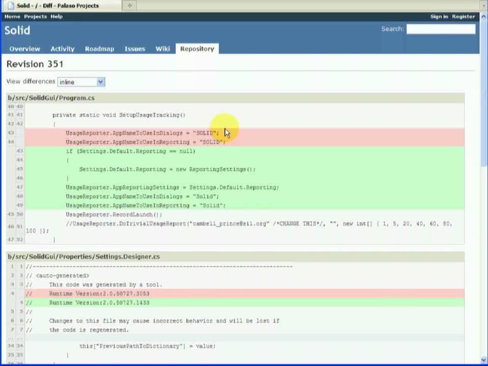 Redmine | Computing Portal