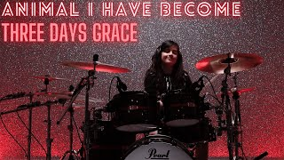 Animal I have Become - Three Days Grace   Drum Cover By Henry Chauhan