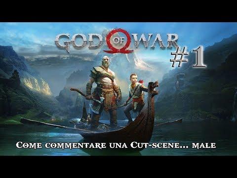 God of War #1: Come commentare una cut-scene... Male